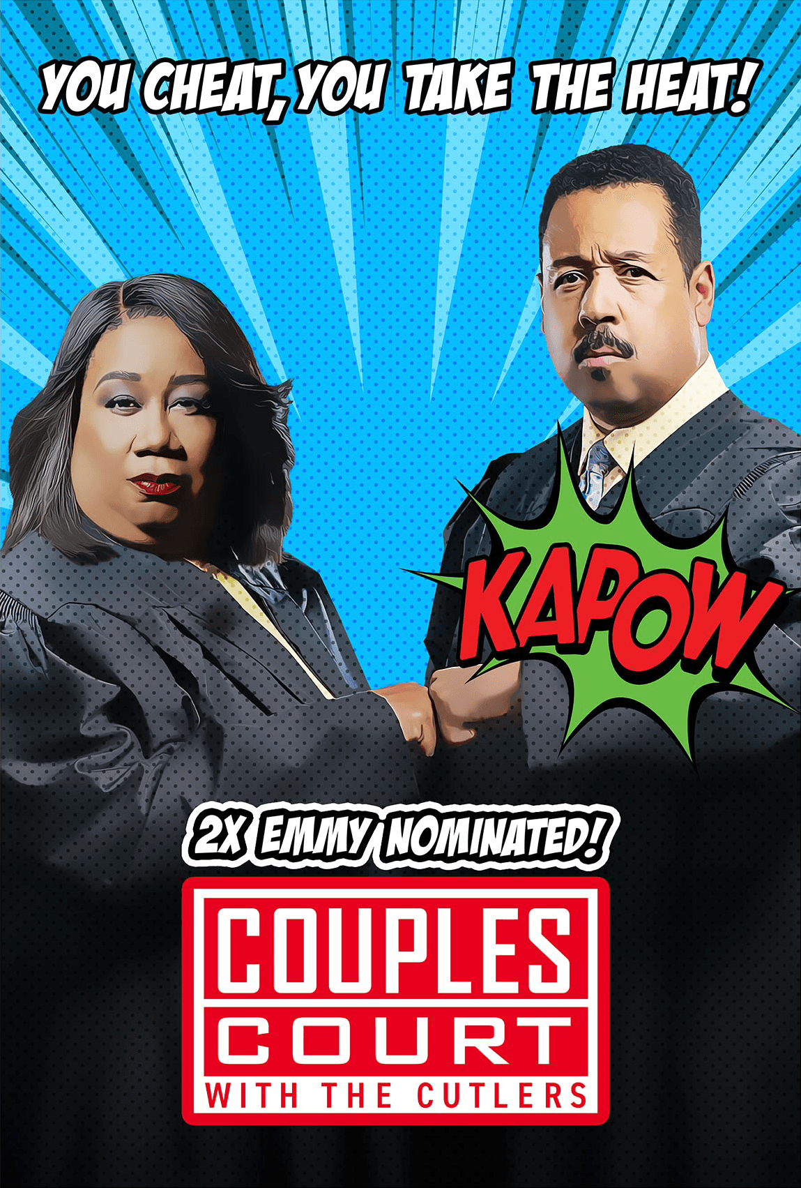 2x Emmy Nominated! Couples Court with the Cutlers